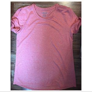 New IZOD Womens T Shirt Pink XS